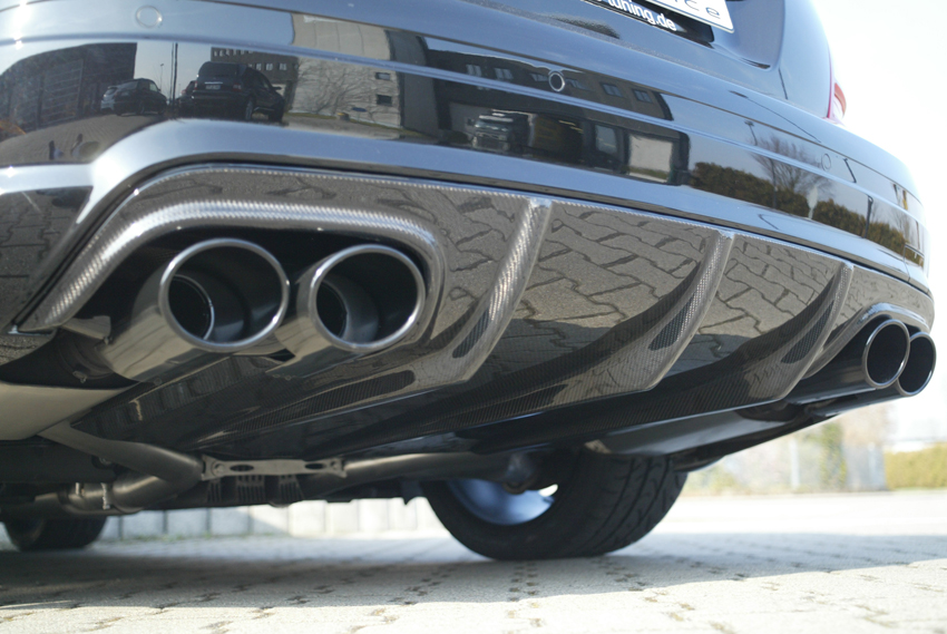Anybody Running The Hms Tuning Rear Diffuser On Their C63 Mbworld Org Forums