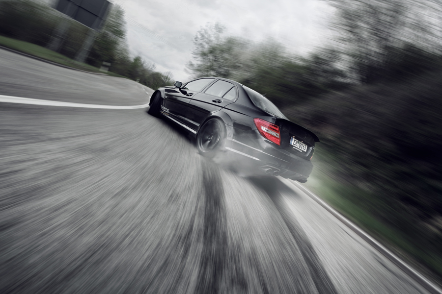 Hms Tuning Performance Package For Mercedes C63 Amg