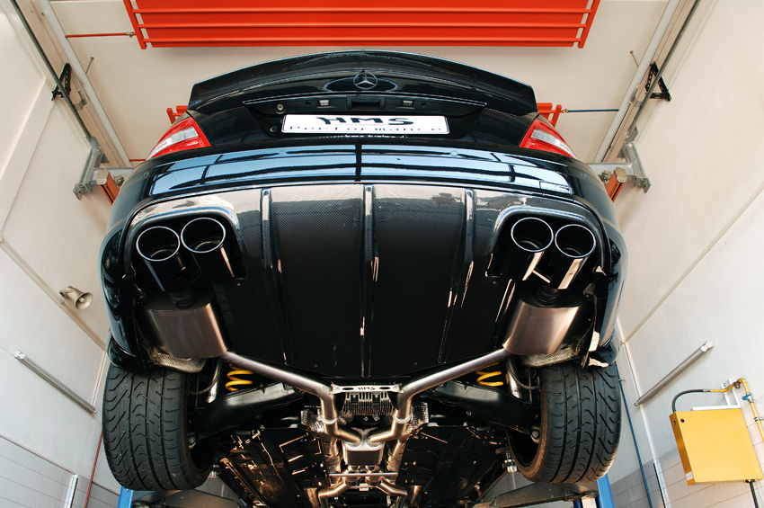 HMS-Tuning - Performance Package for Mercedes C63 AMG